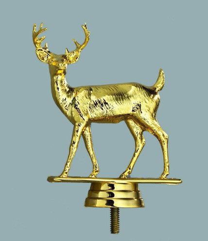 Jagt Figur Gold 114mm