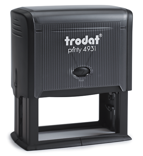 Trodat Printy MCI 4931 Schwarz 70x30mm