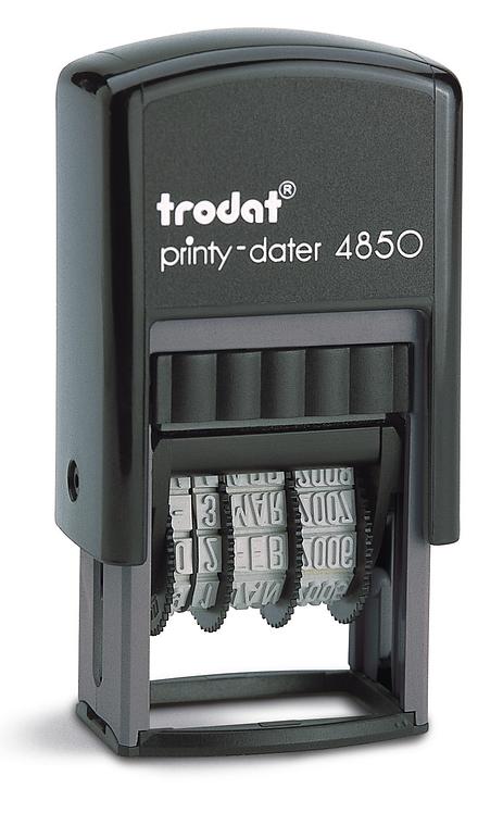 Trodat Printy 4850 Textfeld 25x5mm