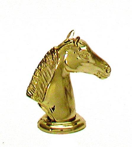 Pferdekopf Gold 45mm und 90mm