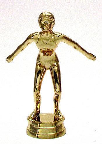 Schwimmen Damen Gold  108mm