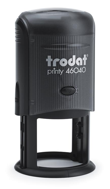 Trodat Printy MCI 46040 Schwarz 40mm