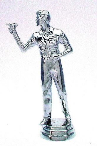 Dart Figur männlich Silber 129mm
