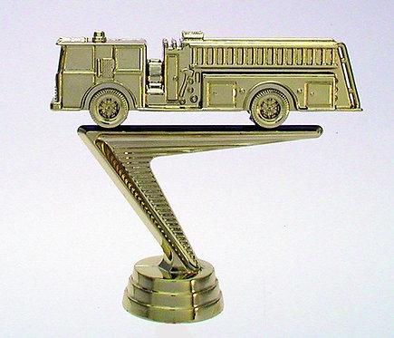 Feuerwehr Auto Gold 103mm