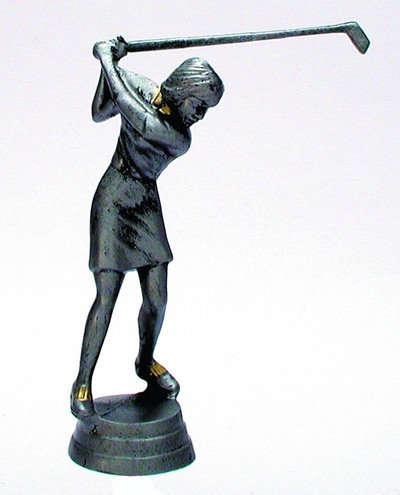 Golf Dame Resin 112mm