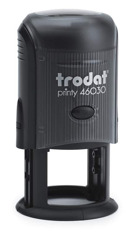 Trodat Printy 46030 Schwarz Textfeld 30mm