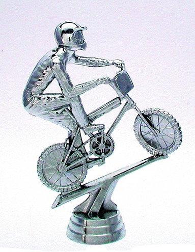 Radsport Silber 123mm