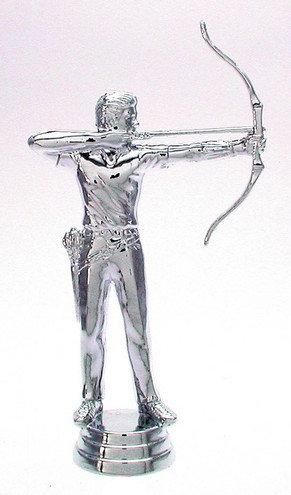 Bogen Schiessen Herren Silber 127mm