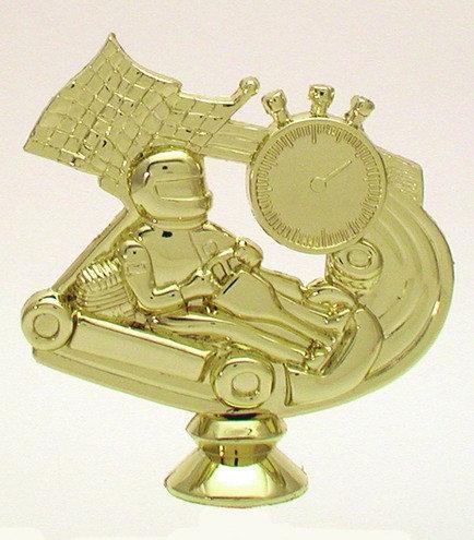 Go Kart Gold 110mm