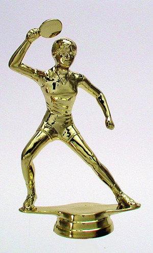 Tischtennis Damen Gold 130mm