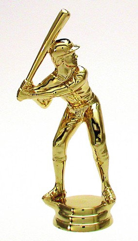 Baseball Figur Gold