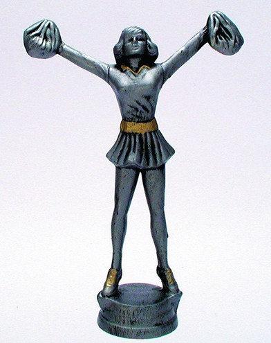 Cheerleader Figur Resin 138mm