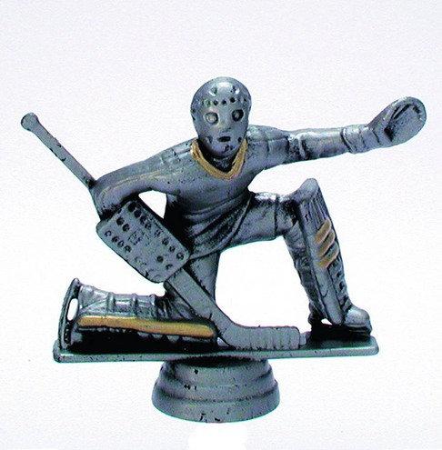 Eishockey Spieler Resin 94mm