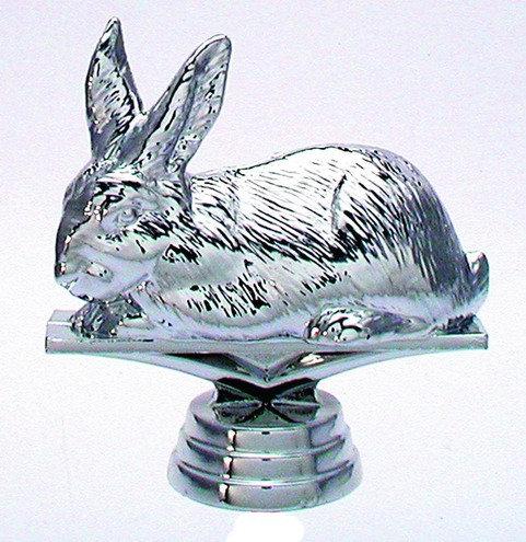 Kaninchen Silber 90mm