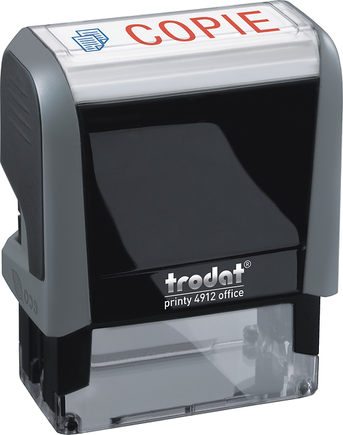 Trodat Printy office 4912 COPIE   47x18mm