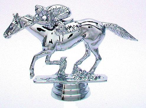 Springreiten Silber 88mm