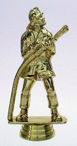 Feuerwehr Mann Gold 135mm