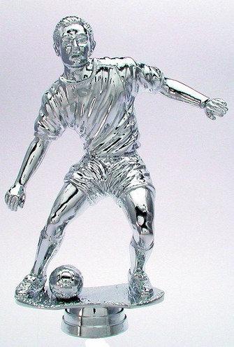 Fussball Silber 88mm - 207mm