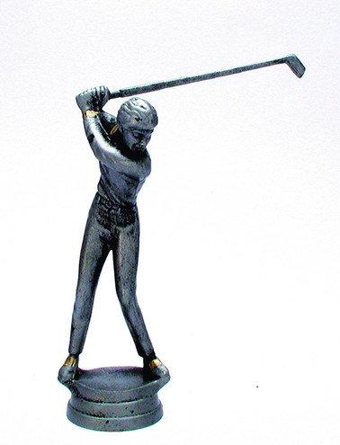 Golf Figur Mann Resin 116mm