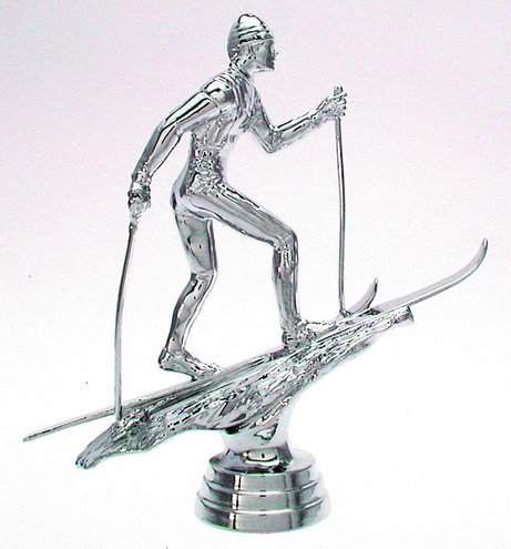 Langlauf Silber 139mm