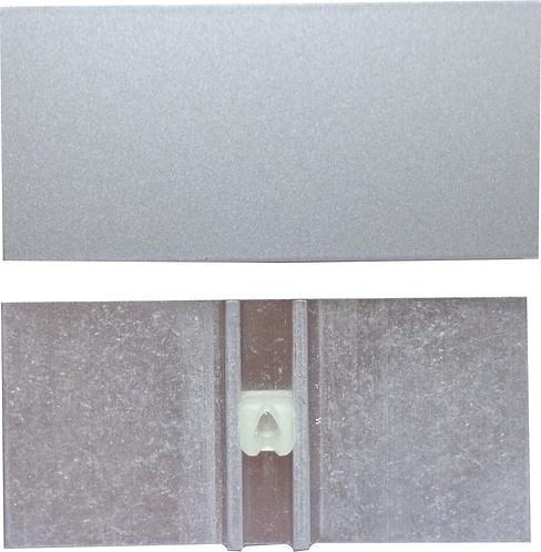 IT-Weiss Alu 54x25mm