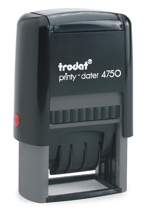 Trodat Printy 4750 2F Textfeld 41x24mm
