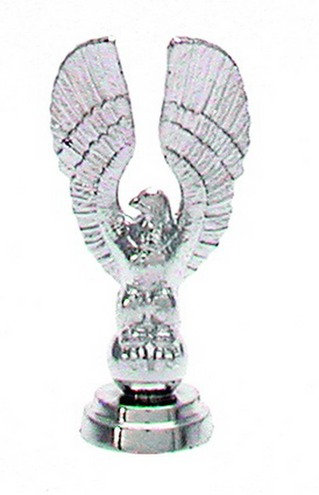 Siegesadler Silber 61mm