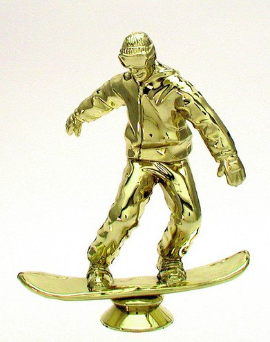 Snowboard Gold 133mm