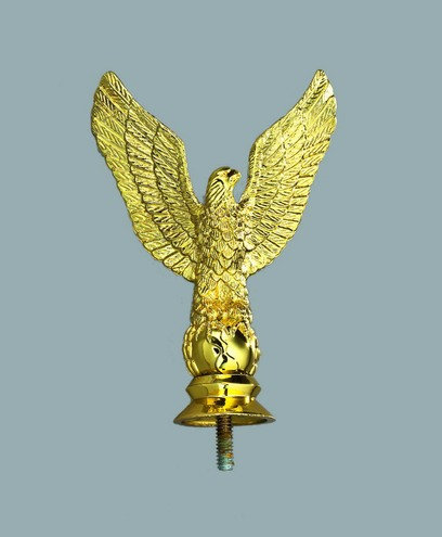 Siegesadler Gold 122mm