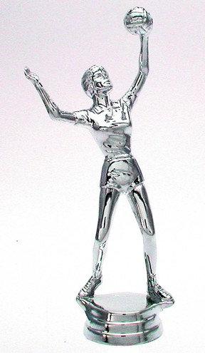 Volleyball Damen Silber 149mm