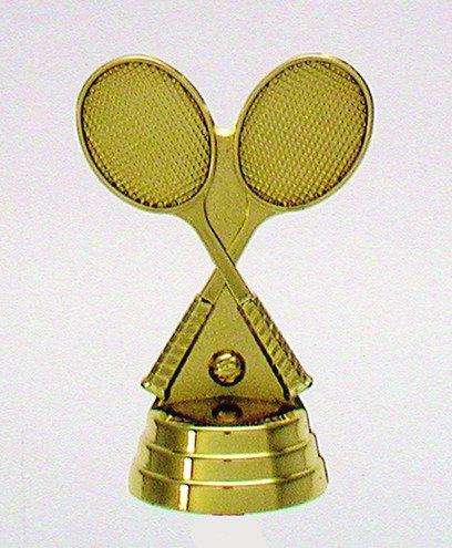 Tennisschläger Gold 76mm