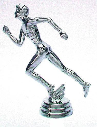 Leichtathletik Herren Silber 114mm