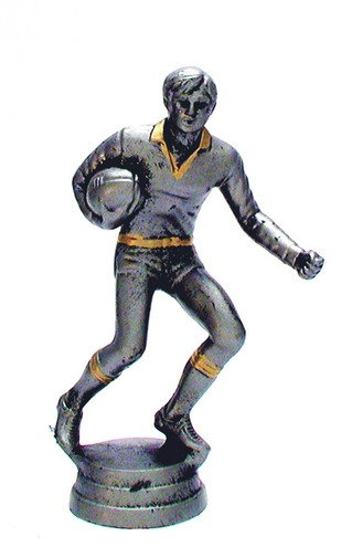Rugby Resin 114mm