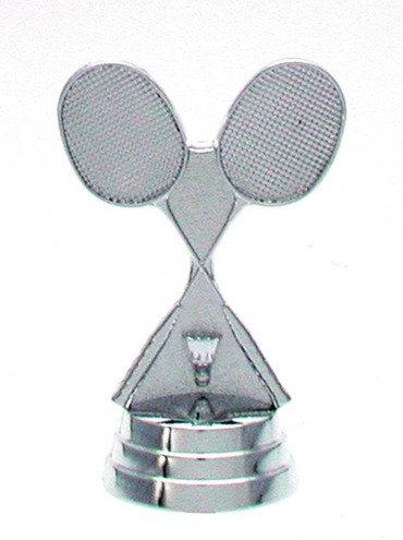 Badminton Schläger Silber