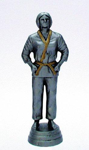 Judo Damen Resin 127mm