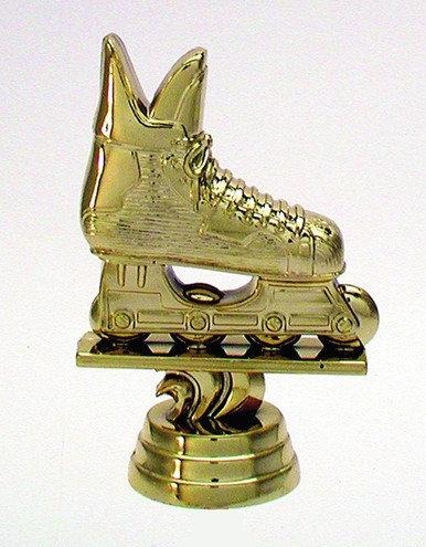 Inline Skates Gold 96mm