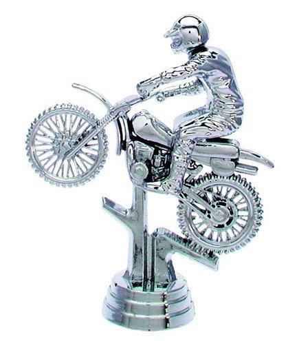 Motorrad Silber 114mm