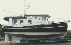 Full hull view