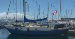 moored Azores