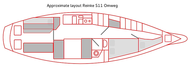 jachtmakelaar reinke s11 engish reinke s11 omweg drawing 1
