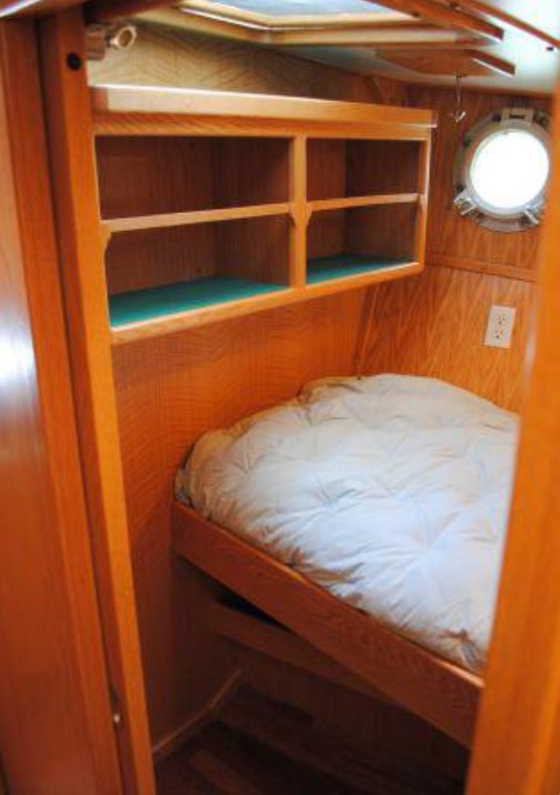 Guest stateroom to port fwd