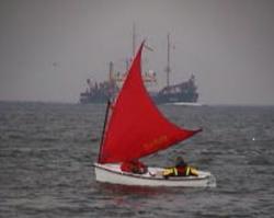 swifgig Nth Sea test
