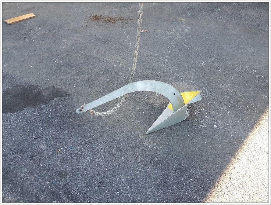 spade anchor