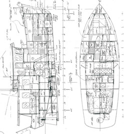 sections drawing