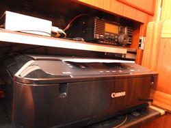 printer, pc, ssb radio