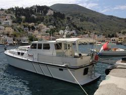 Griekse eiland Simy