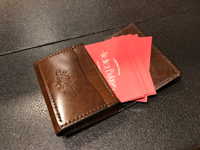 SCOTCH  Businesscard case(名刺ケース)