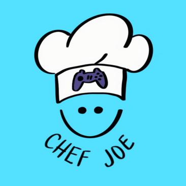Chef Joe Logo Design