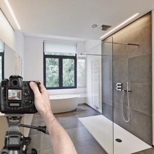Le photographe professionnel et l'immobilier