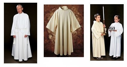Anglican Vestments & Clericals, explained